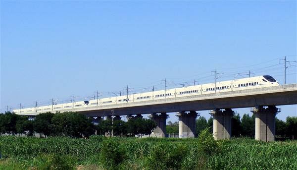 2018最新中国高铁线路图,你住的城市开通了吗?